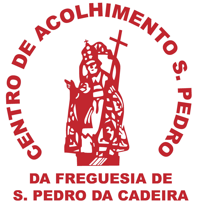 Logotipo do Centro de Acolhimento de São Pedro da Cadeira